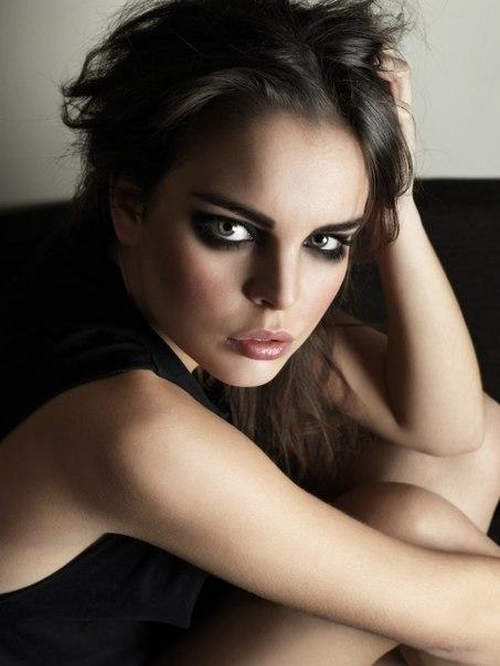 Сексуальный готический макияж