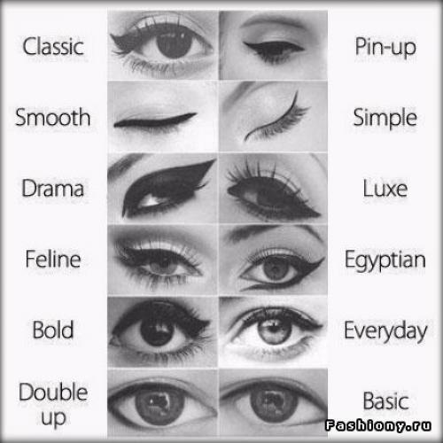 Как сделать глаза как у кошки 863