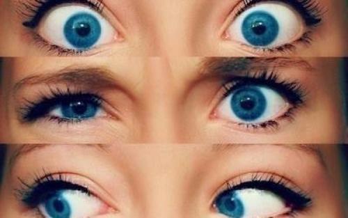 Не вредны ли цветные контактные линзы для глаз? | Макияж глаз