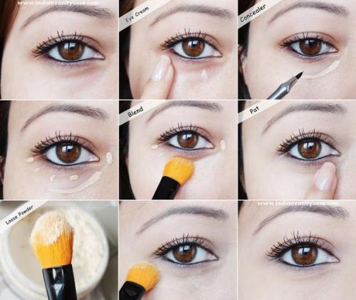 Как макияж подобрать