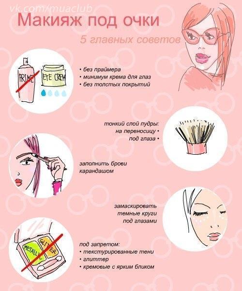 Способы макияжа по