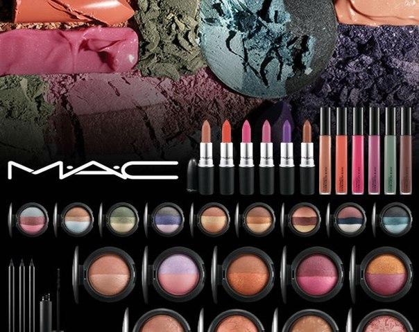 Лучшее в косметике MAC. Лучшие косметические продукты MAC Cosmetics.