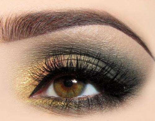 Серо-зелено-карие глаза. Значение зелено - карих глаз.