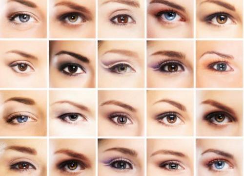 Виды макияжа глаз?