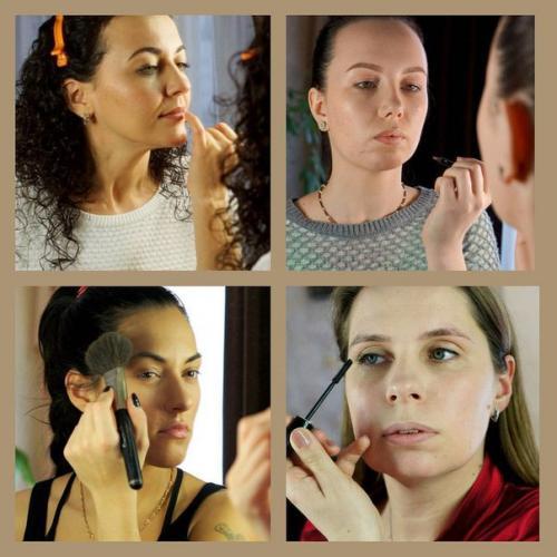 Макияж для себя обучение. Обучение макияжу для себя!
