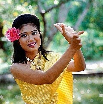 Тайский макияж. Большая красота по-тайски.