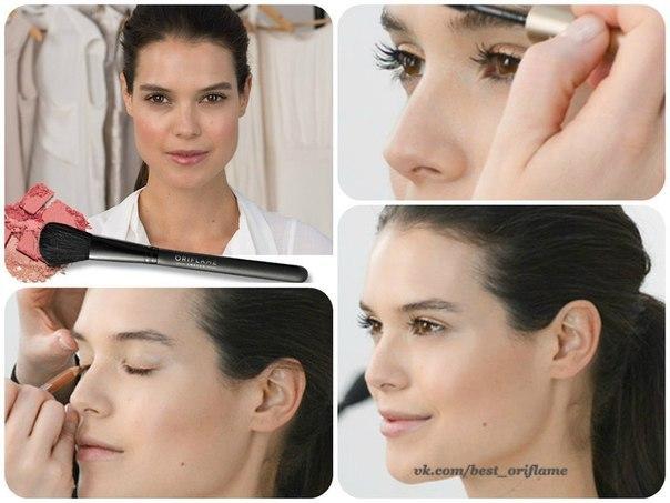 Летний макияж на каждый день