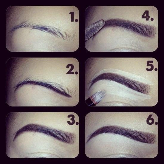 Как правильно красить глаза по