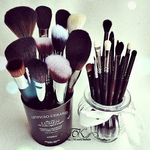 Секреты макияжа от профессиональных визажистов.