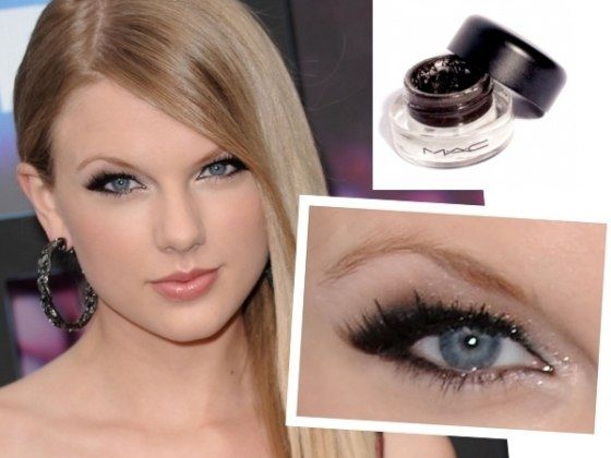 Taylor swift eye makeup