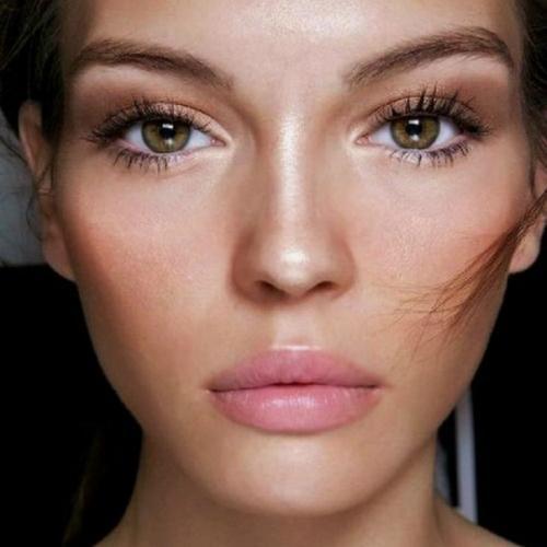 Карандашная техника в макияже фото и видео » Макияж 5