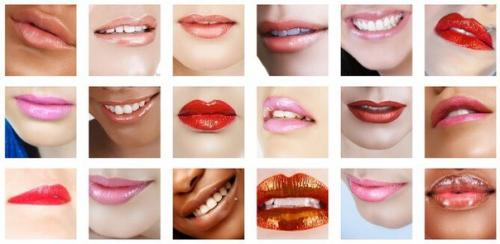 Какой цвет губной помады подходит брюнеткам