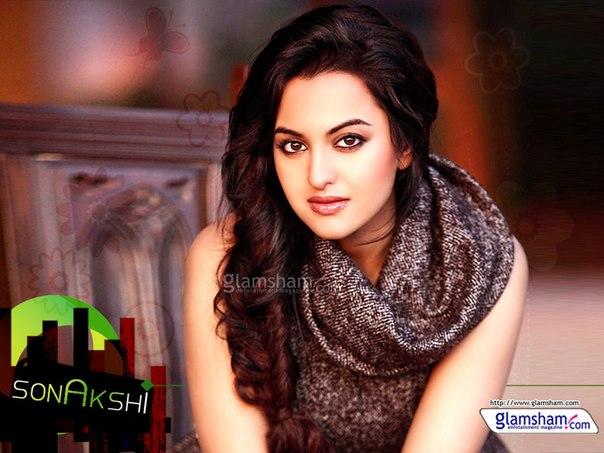 Биография модели Сонакши Синха / Sonakshi Sinha.