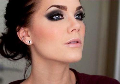 Макияж глаз. Как сделать красивый макияж глаз - поэтапно 95