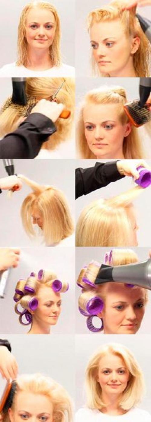 Что сделать для объема волос в домашних условиях 27
