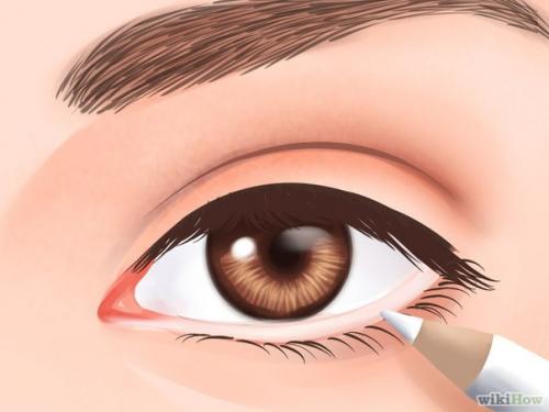 Макияж глаз. Как сделать красивый макияж глаз - поэтапно