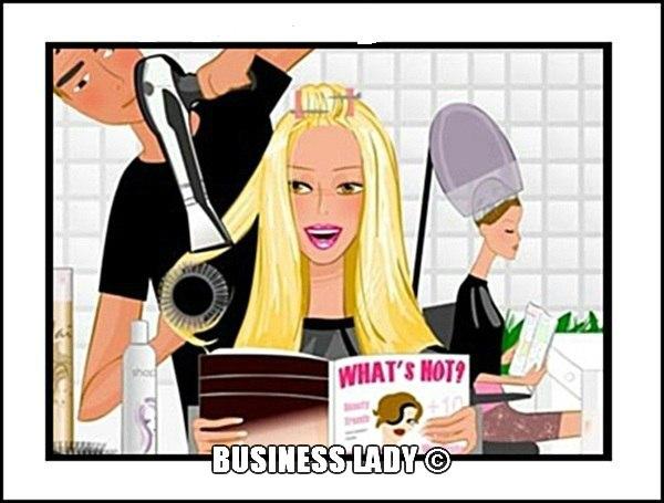 Описание услуг макияжа. Как открыть салон красоты.