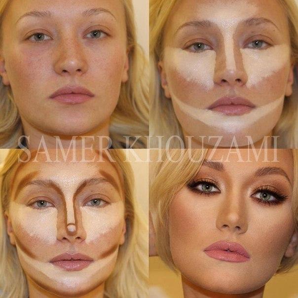 Как сделать ровный тон лица косметикой? 13