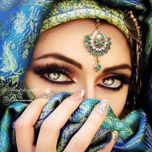 Сакральный смысл это. Сакральный смысл женского макияжа.