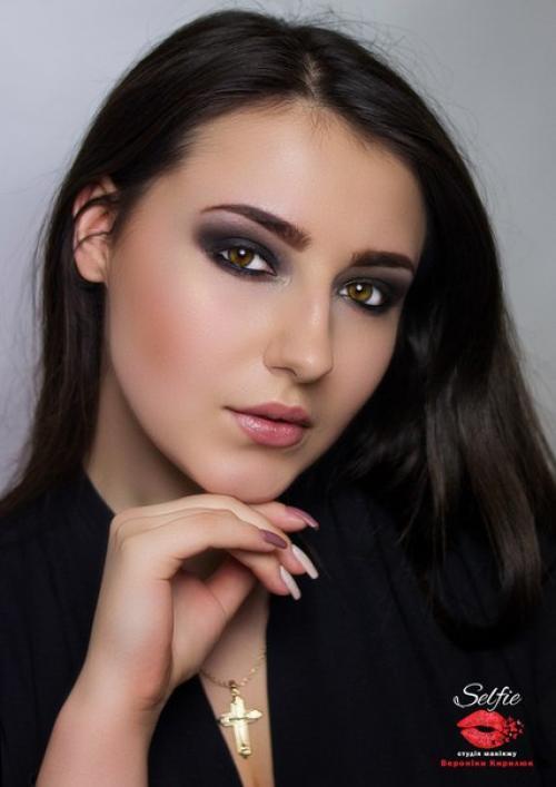 Модный макияж 81