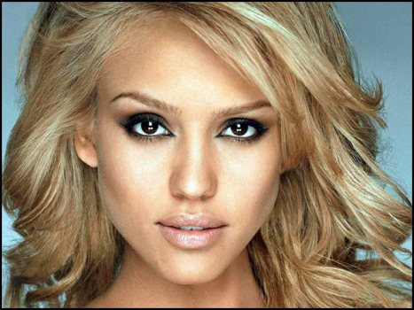 Какой макияж подходит блондинкам фото