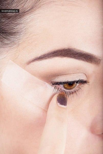 Научиться рисовать стрелки глаз