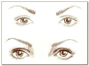 Как красиво накрасить глаза. 04