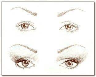 Как красиво накрасить глаза. 06