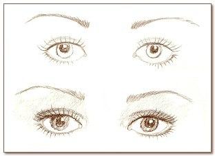 Как красиво накрасить глаза. 08