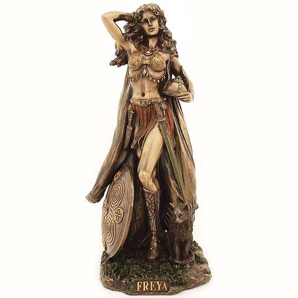 фрейя богиня любви картинки деревянистый
