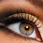КАК Увеличить Глаза С Помощью Макияжа Чтобы взгляд был притягательным и обворожительным, важно чтобы глаза были большими и широко распахнутыми.
