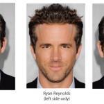 Асимметрия лица.