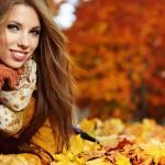 Очей очарование или женщина – «осень».