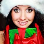 Особенности новогоднего макияжа.