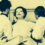 Безликая.  В июне 1972 года, в московскую больницу города сидар - синай явилась новая женщина в белом халате, покрытом большой кровью.