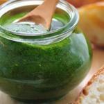 Изумрудное масло.  Хочу поделиться своим любимым и проверенным рецептом сохранения аромата и цвета свежей зелени.