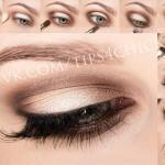 Универсальный Макияж. Этот универсальный макияж подойдет любому цвету глаз.