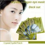Маска для глаз Crystal Eye Mask Eyelid Patch Deep Moisture Anti Wrinkle Bags.