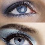 Цвет Глаз И Характер. Голубые глаза.