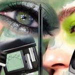 Магия зеленого - весенний тренд в макияже глаз 2014.