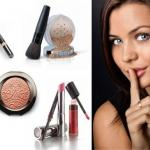 5 средств для идеального макияжа ухоженной женщины.