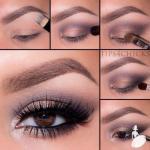 Универсальный макияж для любого цвета глаз.