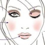 Быстрый макияж без макияжа:
