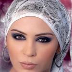 Восточный стиль свадебного макияжа.