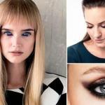 5 самых важных трендов в макияже глаз.