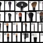 Кисти для макияжа: