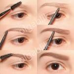 Несколько простых правил макияжа для нависшего века.