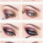 Пошаговые уроки макияжа.