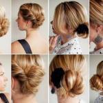 Пучок из волос: как сделать разные его виды и получить красивые варианты причесок.