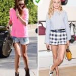 Немного за 30: как одеваться, чтобы не выглядеть нелепо?